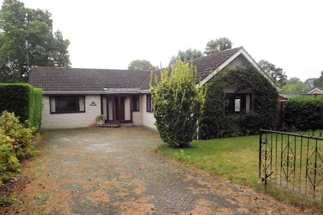 Thumbnail Bungalow for sale in Woodland Drive, Woodhall Spa
