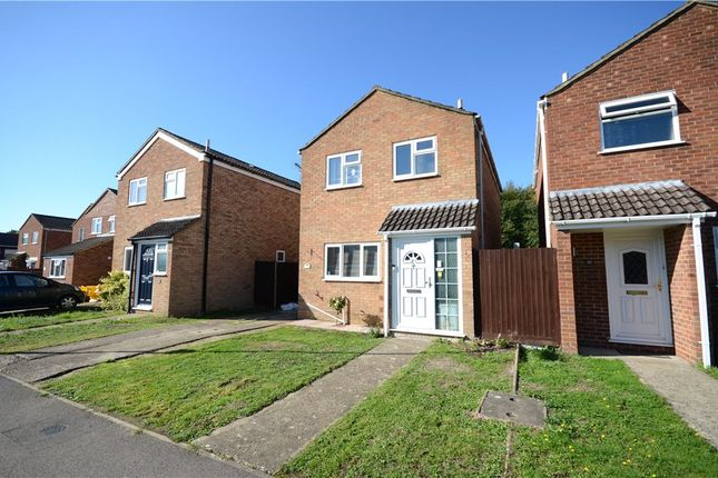 Thumbnail Detached house for sale in Moray Avenue, College Town, Sandhurst