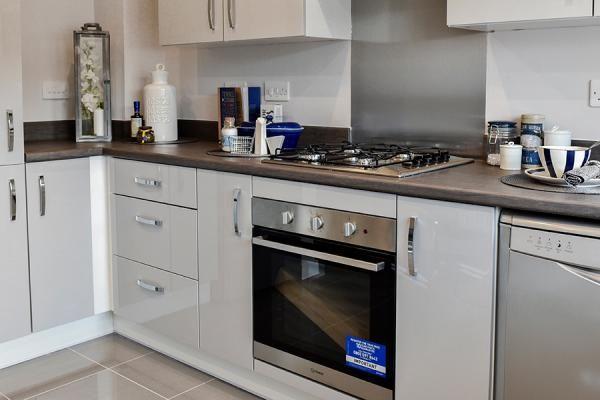 "2 bedroom property for sale in ""The Levan At Lyndon Park "" at Harwood Lane, Great Harwood, Blackburn"
