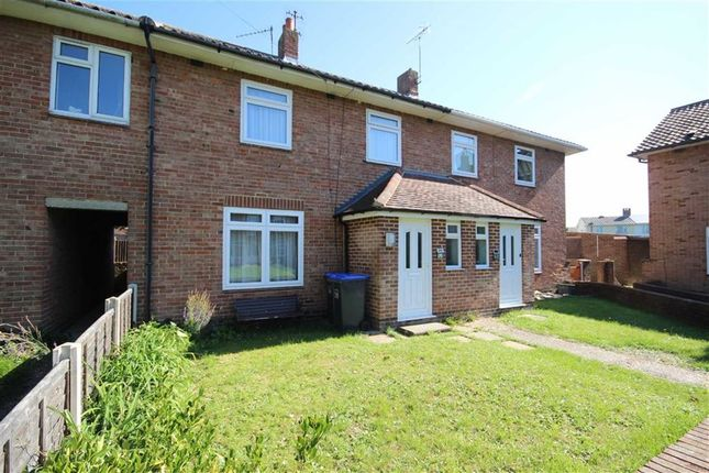 Thumbnail Terraced house for sale in Maybridge Square, Goring-By-Sea, Worthing, West Sussex