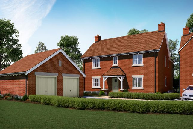 Thumbnail Detached house for sale in The Fulbrook, Harford Place, Rangeworthy, Bristol
