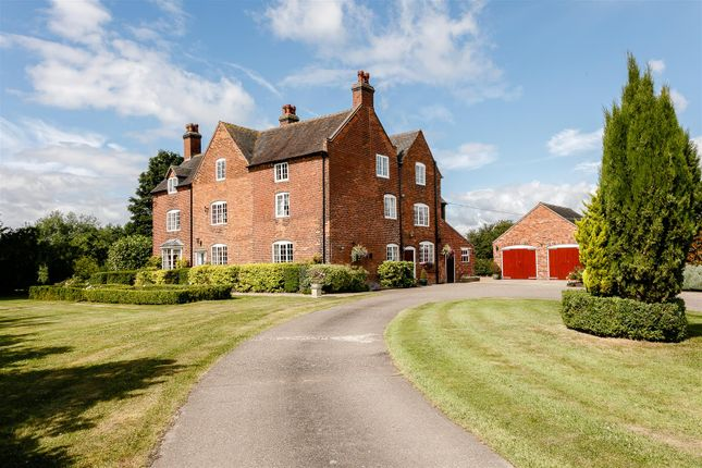 Thumbnail Detached house for sale in Netherstowe, Lichfield