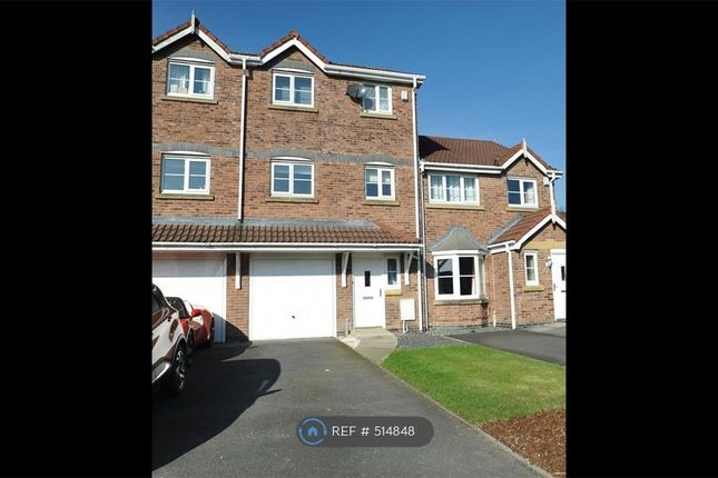Thumbnail Terraced house to rent in Highclove Lane, Worsley, Manchester
