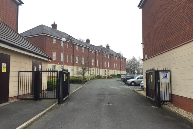 Thumbnail Flat to rent in Bonnington Close, St. Helens
