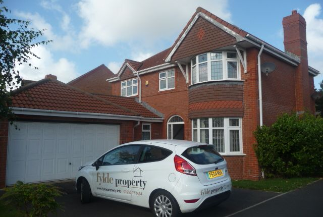 Thumbnail Detached house to rent in Bordeaux Crescent, Bispham