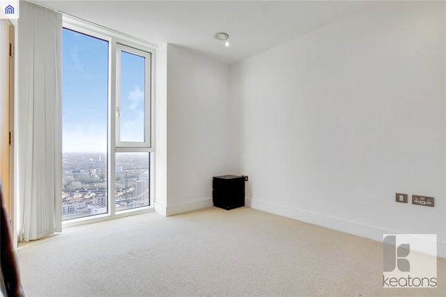 Bedroom Two of Sky View Tower, 12 High Street, London E15