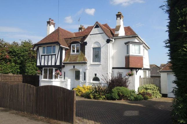 Thumbnail Detached house for sale in West Road, Clacton-On-Sea