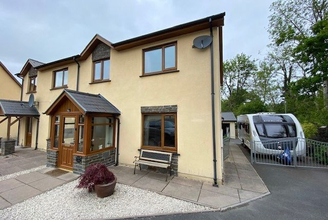 Thumbnail Semi-detached house for sale in 6 Cysgod-Y-Coed, Cwmann, Lampeter
