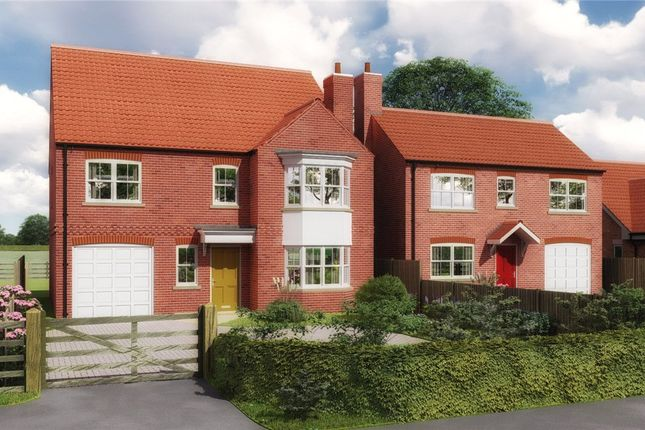 Find 4 Bedroom New Homes For Sale In Yo30 Zoopla