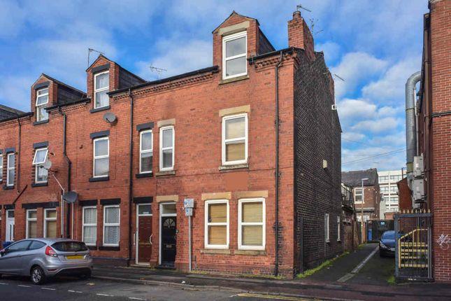 Thumbnail End terrace house for sale in Hanover Street, Warrington