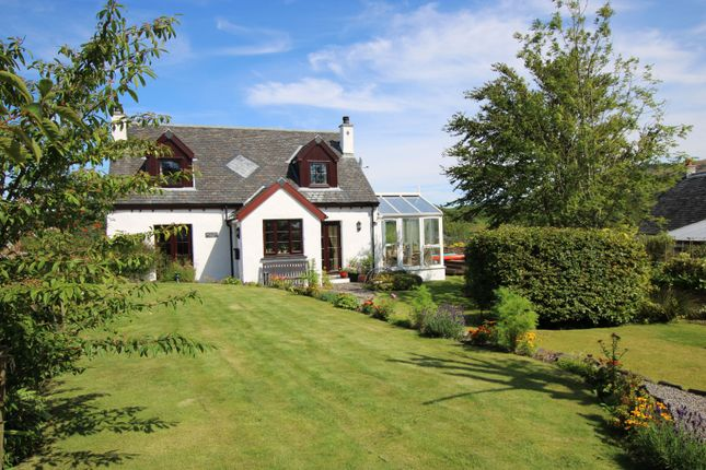 Thumbnail Detached house for sale in Achnaclach Cottage, Clachan Seil, By Oban