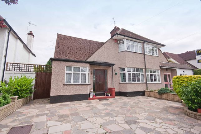 Thumbnail Semi-detached house for sale in West Avenue, Pinner, Middlesex