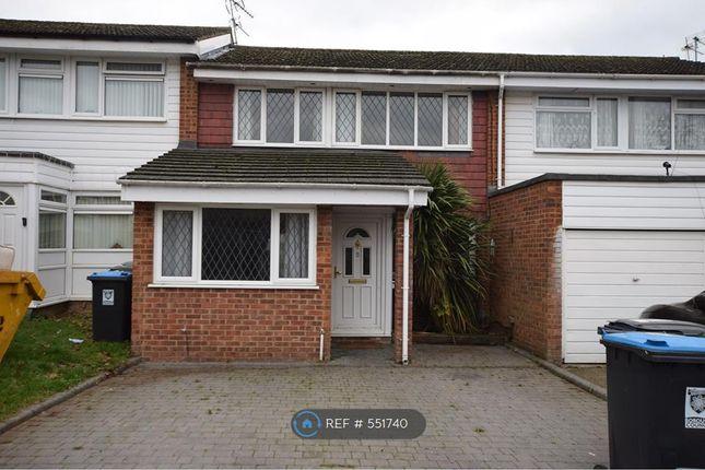 Thumbnail Flat to rent in Cleves Road, Hemel Hempstead