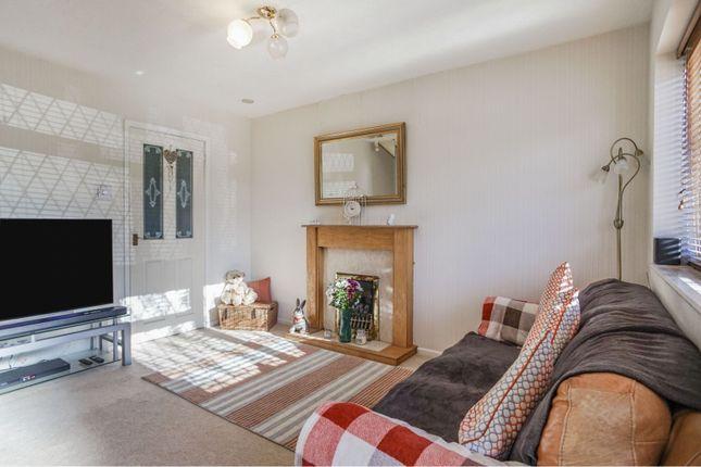 Lounge of Britannia Drive, Stretton, Burton-On-Trent DE13