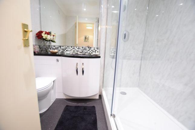 Shower Room of Snowdon Close, Eastbourne BN23