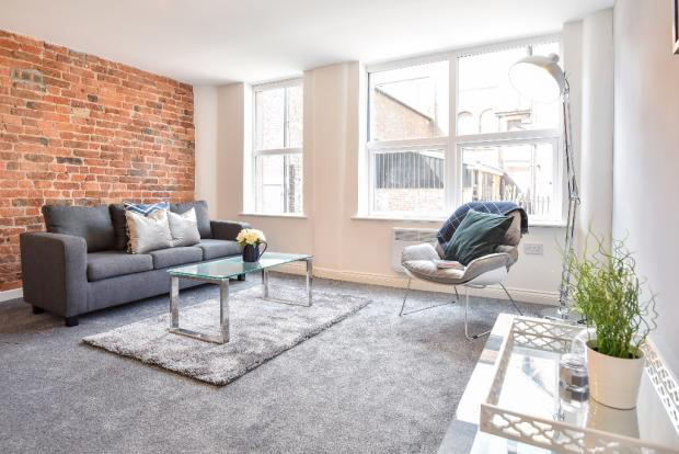 Thumbnail Flat to rent in Grey Street, Ashton-Under-Lyne