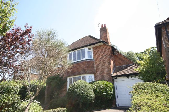 Thumbnail Detached house for sale in Walton Park, Bexhill-On-Sea