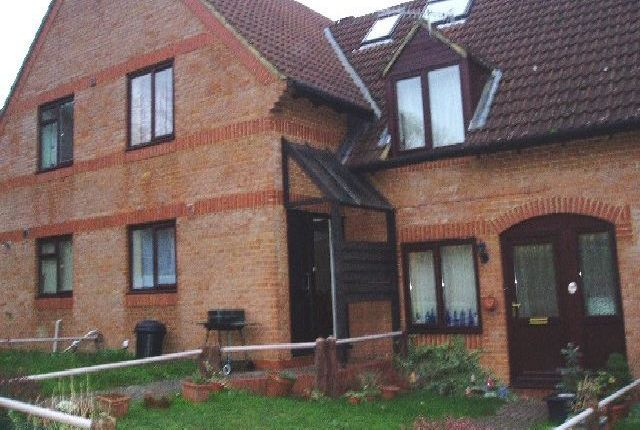 Thumbnail End terrace house to rent in Martins Close, Ridings Mead, Salisbury