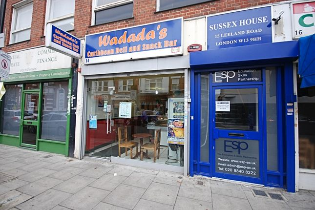 Retail premises for sale in Leeland Road, Ealing