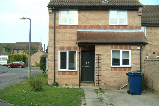 Thumbnail Semi-detached house to rent in The Spinney, Cambs