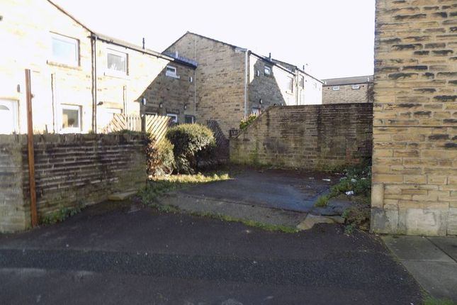 Land for sale in Leicester Street, Bradford