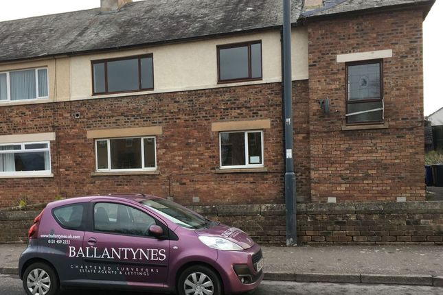 Thumbnail Flat to rent in New Hunterfield, Gorebridge