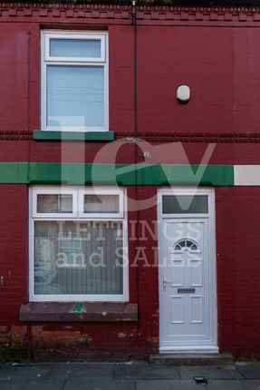 Thumbnail Terraced house to rent in Rector Street, Liverpool