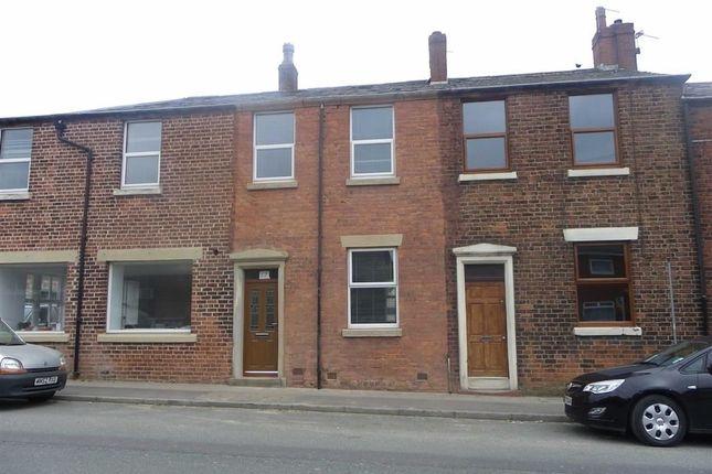 Thumbnail Terraced house to rent in Stonebridge Terrace, Preston Road, Longridge, Preston