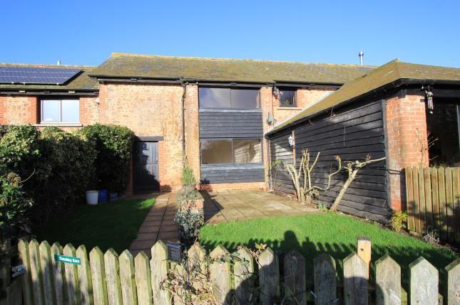 Thumbnail Barn conversion for sale in Budleigh Salterton, Devon