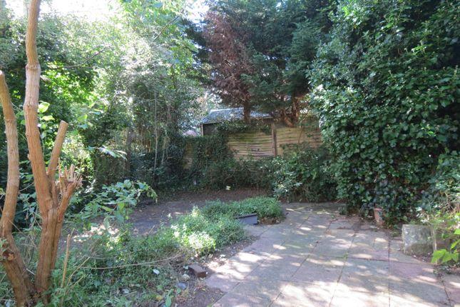 Garden of Frederica Road, Winton, Bournemouth BH9