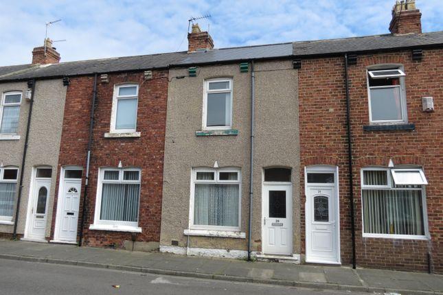 External of Rossall Street, Hartlepool, Cleveland TS25