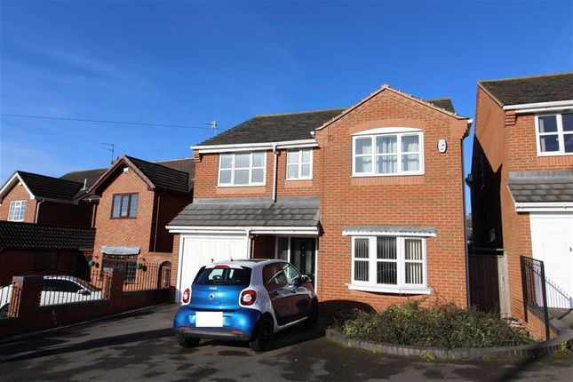 Thumbnail Detached house for sale in Cinder Road, Gornal Wood, Dudley