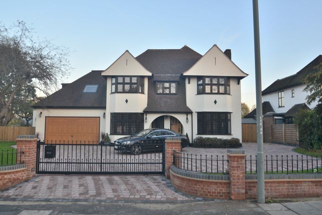 6 bed detached house for sale in Chislehurst Road, Petts Wood, Orpington