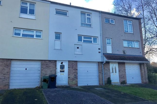 Thumbnail Terraced house to rent in Highland Way, Greenlands, Redditch