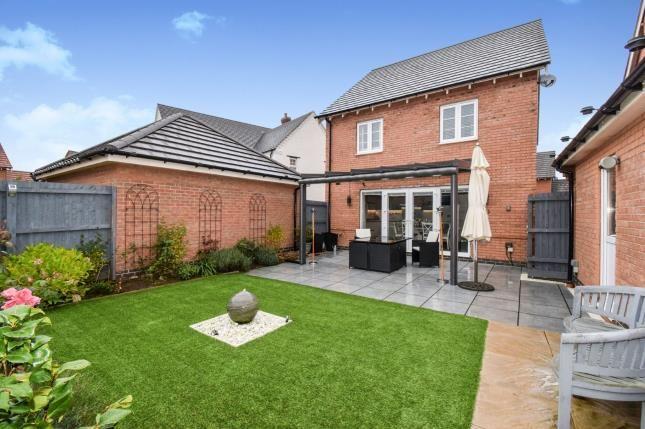 Garden of Boonton Meadows Way, Queniborough, Leicester, Leicestershire LE7