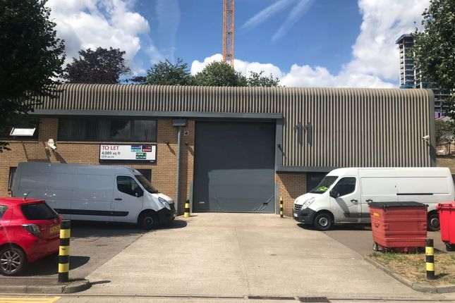 Thumbnail Industrial to let in Victoria Industrial Estate, Acton