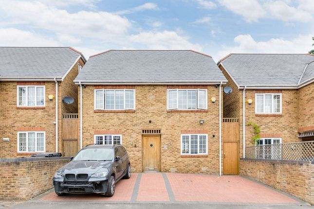 Thumbnail Detached house for sale in Manor Farm Cottages, Goldsmith Close, East Acton