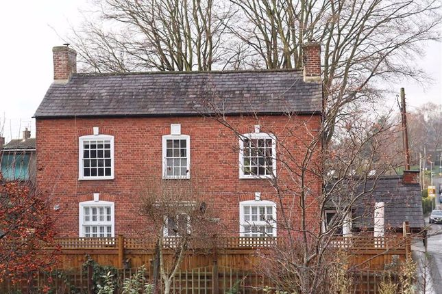 Thumbnail Link-detached house for sale in Wortley Road, Wotton-Under-Edge, Gloucestershire