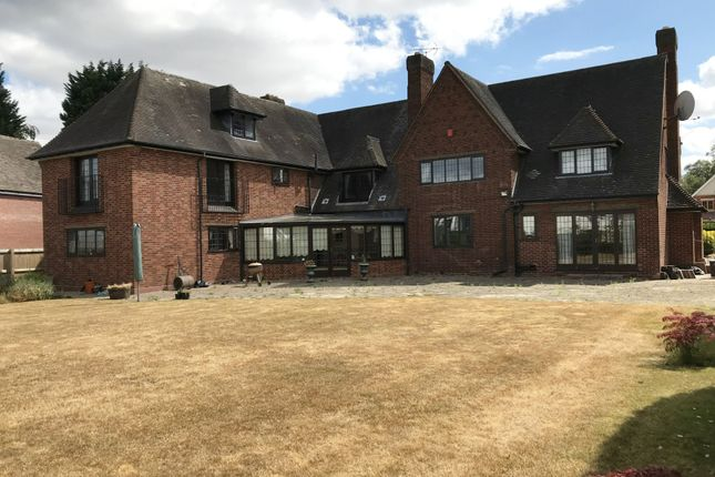 Thumbnail Detached house for sale in Beechnut Lane, Solihull