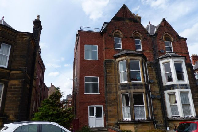 Thumbnail Flat to rent in 47 Esplanade Road, Scarborough
