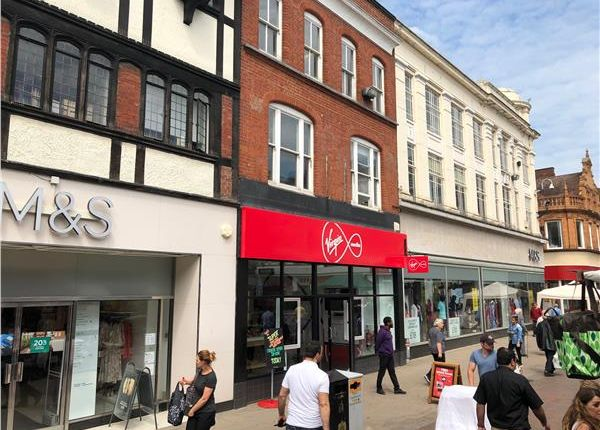 Thumbnail Retail premises to let in Midland Road, Bedford