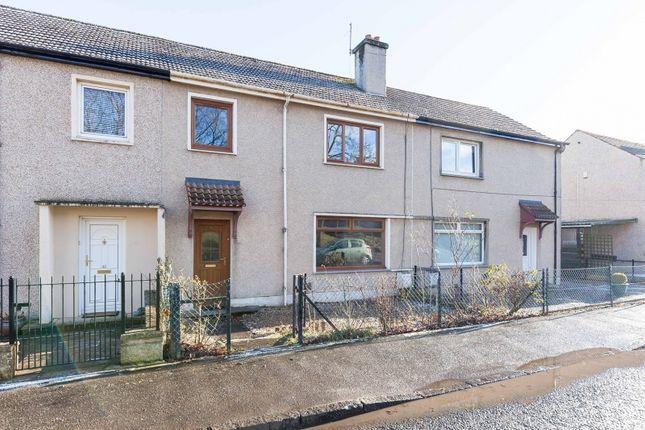 Thumbnail Terraced house for sale in Glaskhill Terrace, Penicuik, Midlothian