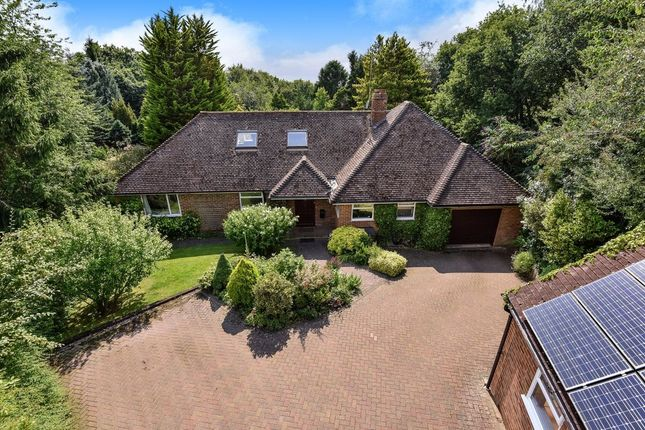 Thumbnail Detached bungalow for sale in Hothfield Common, Hothfield, Ashford