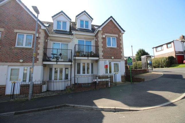 Thumbnail Terraced house to rent in Millwood Green, Winlaton Mill, Blaydon-On-Tyne