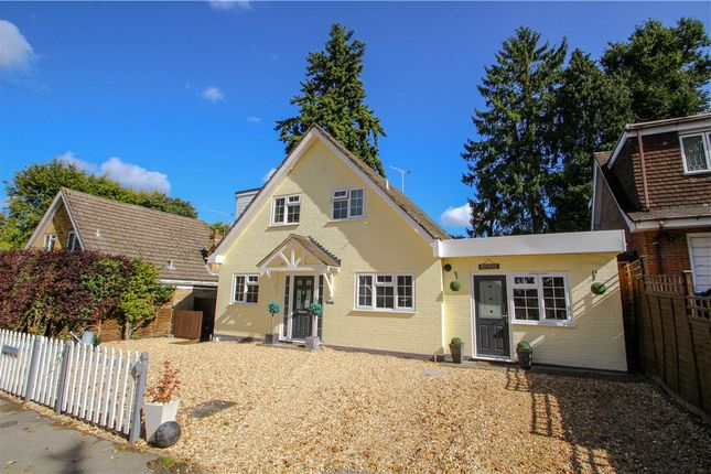 Thumbnail Detached house for sale in Barn Close, Camberley, Surrey