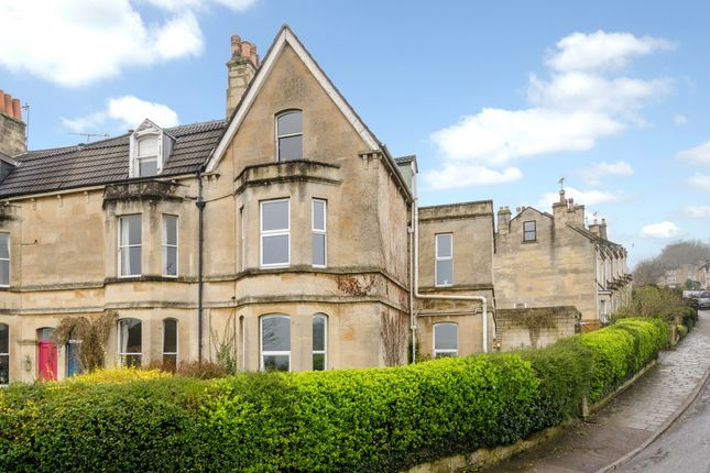 Thumbnail End terrace house to rent in Eastbourne Villas, Bath
