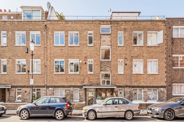 Exterior of Callow Street, London SW3
