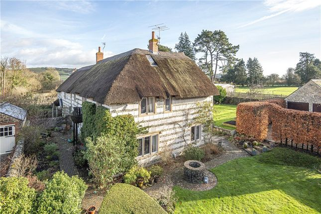 Thumbnail Semi-detached house for sale in Chilfrome, Dorchester, Dorset