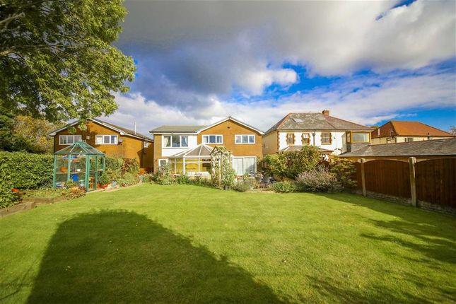 Thumbnail Detached house for sale in Hollins Lane, Baxenden, Lancashire