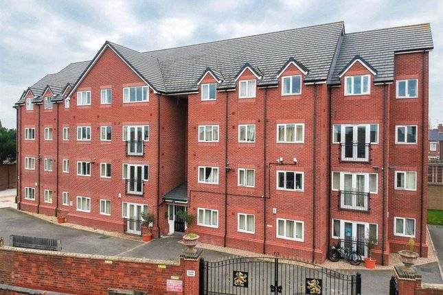 Thumbnail Flat to rent in Swan Court, Swan Lane, Coventry